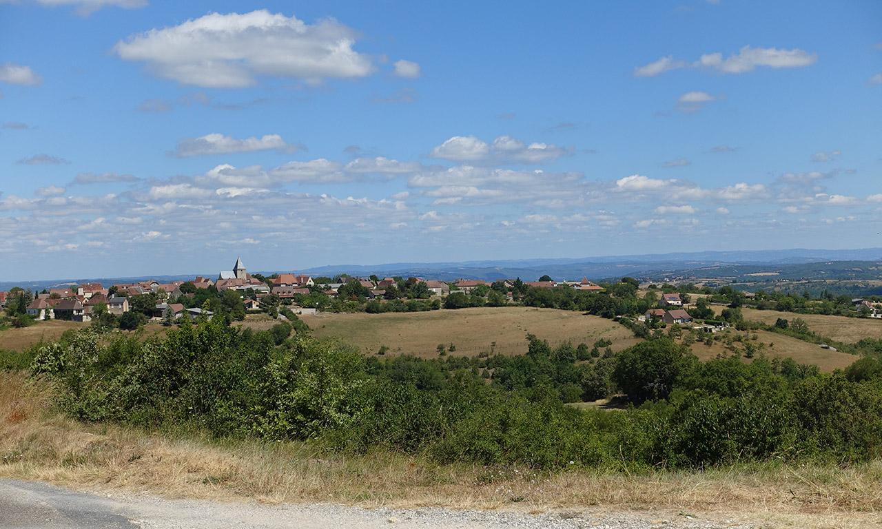 paysages en Dordogne