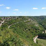 vue panoramique depuis Rocamadour