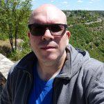 David Jazt à Rocamadour