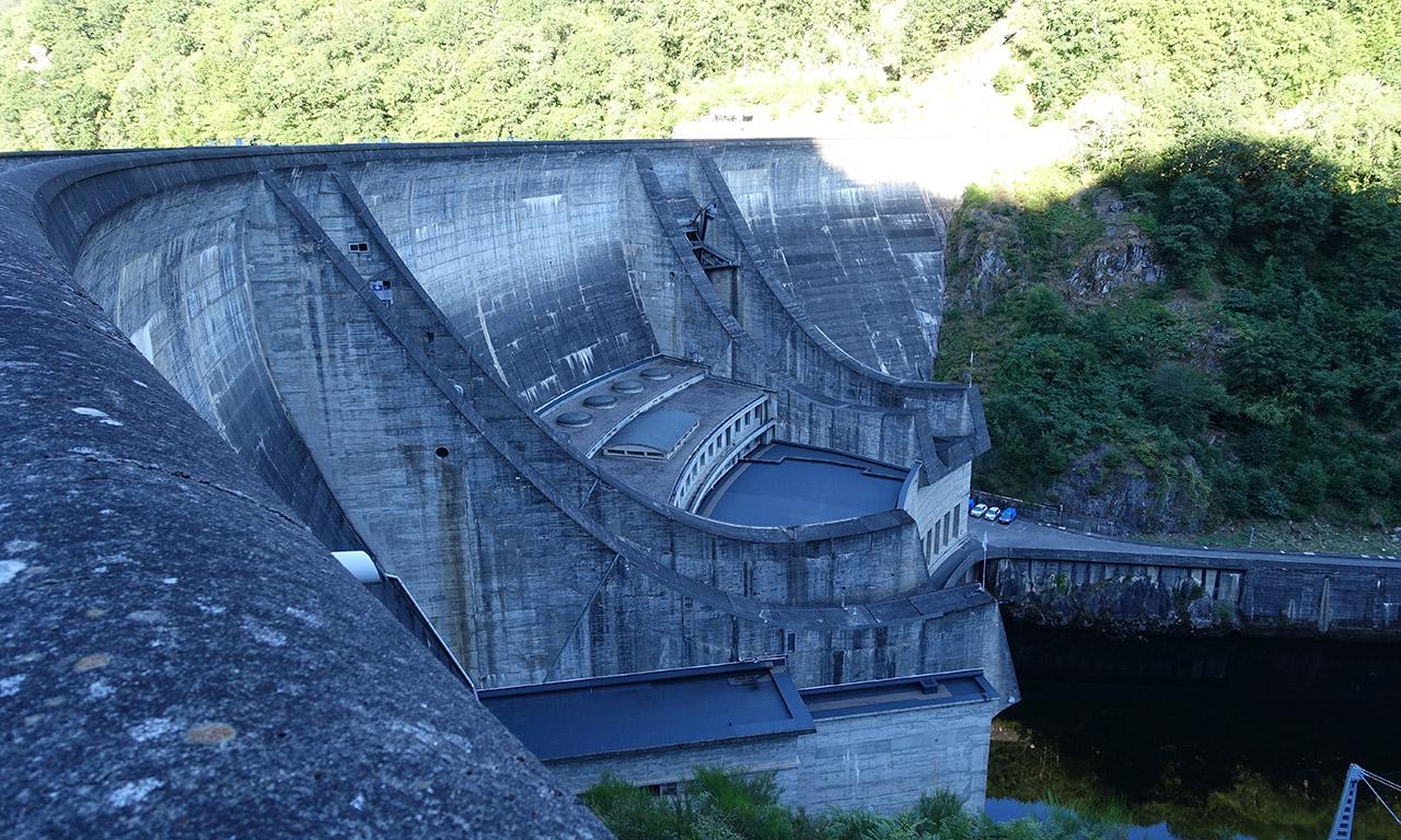 barrage électrique EDF
