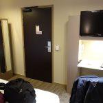 chambre d'hôtel au Saint Pierre