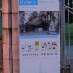 Sanctuaire à Lourdes