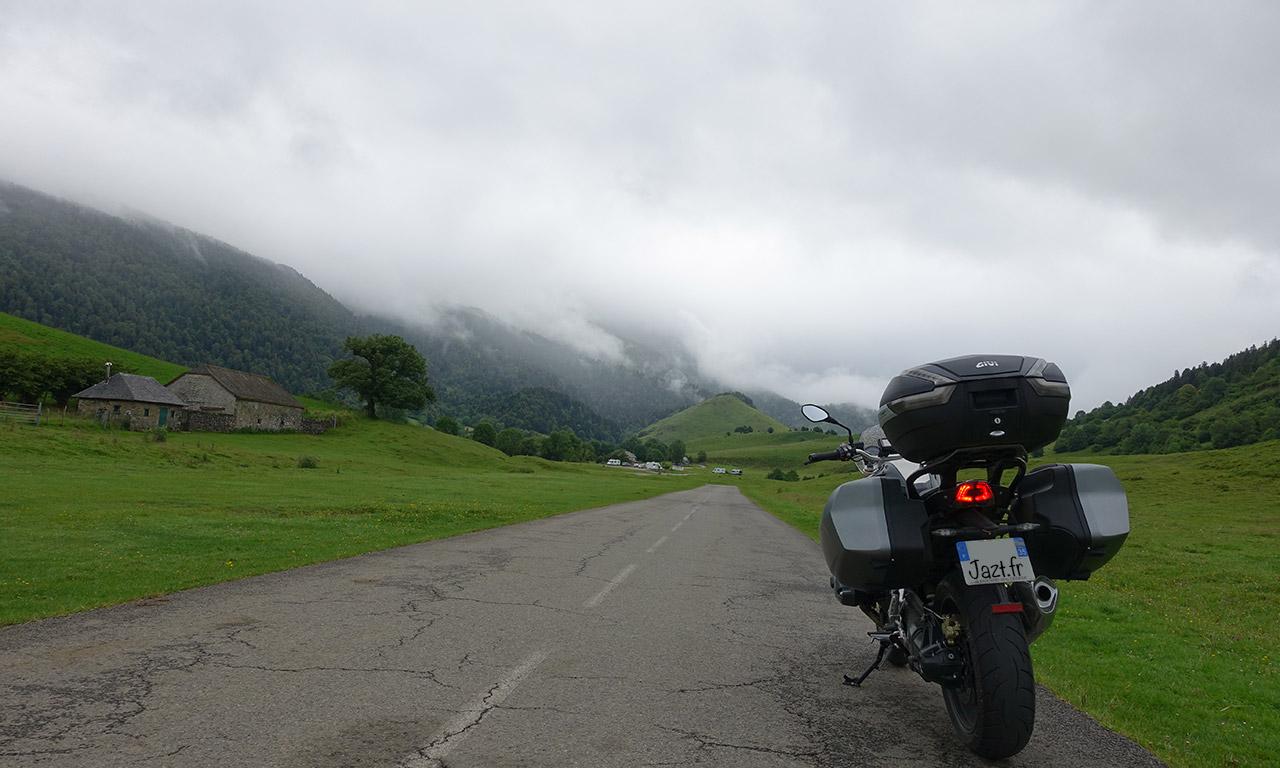 Col de Marie Blanque, Pyrénées