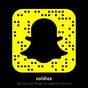Snapchat motard de David Jazt