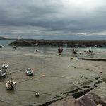 mer à Erquy retirée