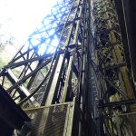 escalier gouffre padirac