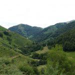 vue sur la montagne des Pyrénées