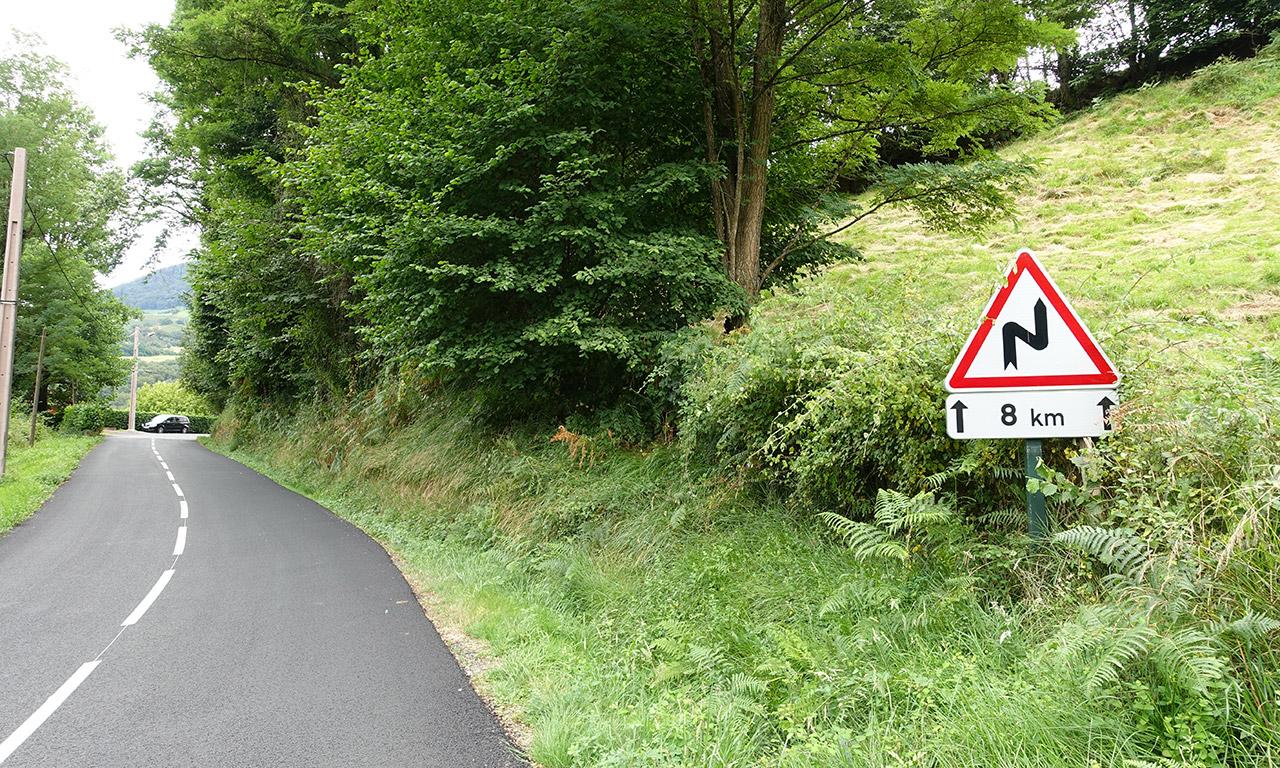 8km de virage : le bonheur du motard