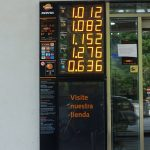 Prix de l'essence en Espagne