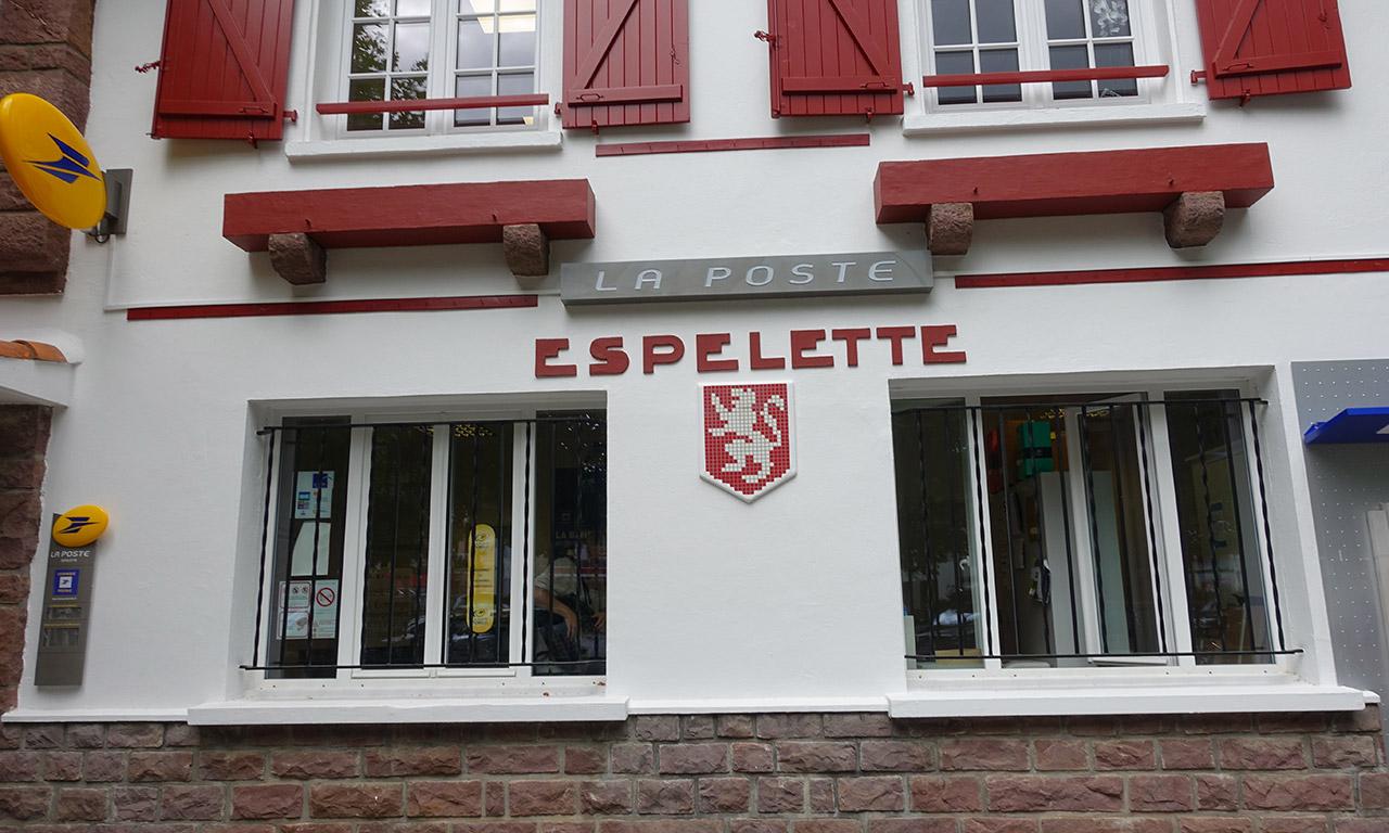 Ville Espelette