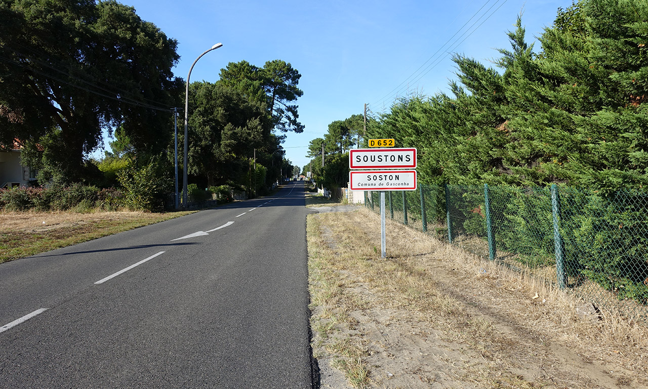 Ville de Soustons