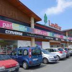 shop frontalier entre la France et l'Espagne