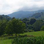 les montagnes des Pyrénées