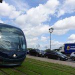 Tram à bordeaux : transport en commun