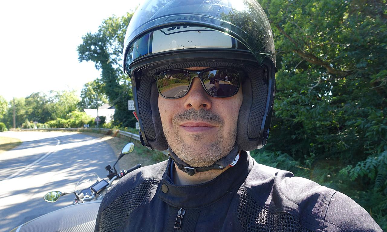 balade moto de David