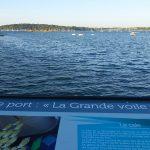 port de la grande voile à la Richardais