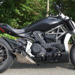 Ducati XDiavel chez City Bike Laval