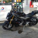 BMW S1000R noir