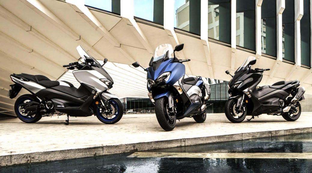 Scooter TMax 2017 Yamaha