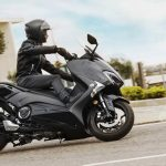 Scooter TMAX Rennes (Yamaha)