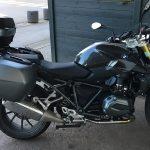 moto utilitaire BMW