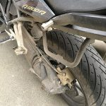 rouler à moto en hiver : un choix avant tout