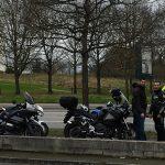 départ balade moto Rennes