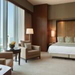 Chambre Deluxe de l'Hôtel 5 étoiles Shangri-La à Doha