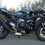 moto Kawasaki H2 2016