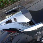 capot de selle du H2 Kawasaki