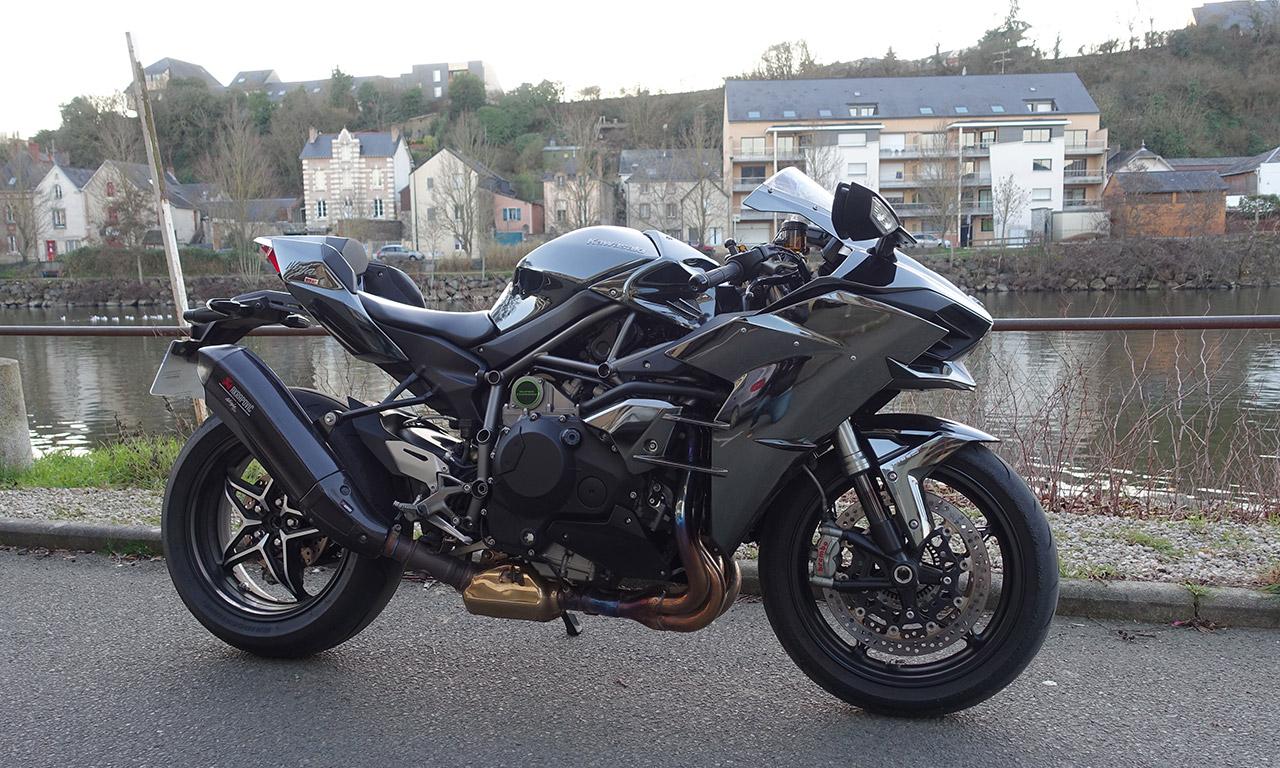 Acheter une moto H2