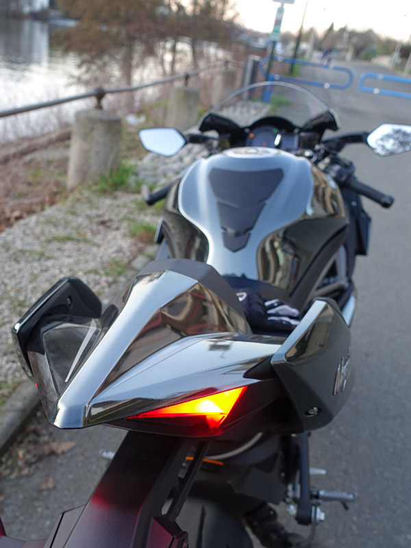 Kawasaki H2 : moto sportive haut de gamme