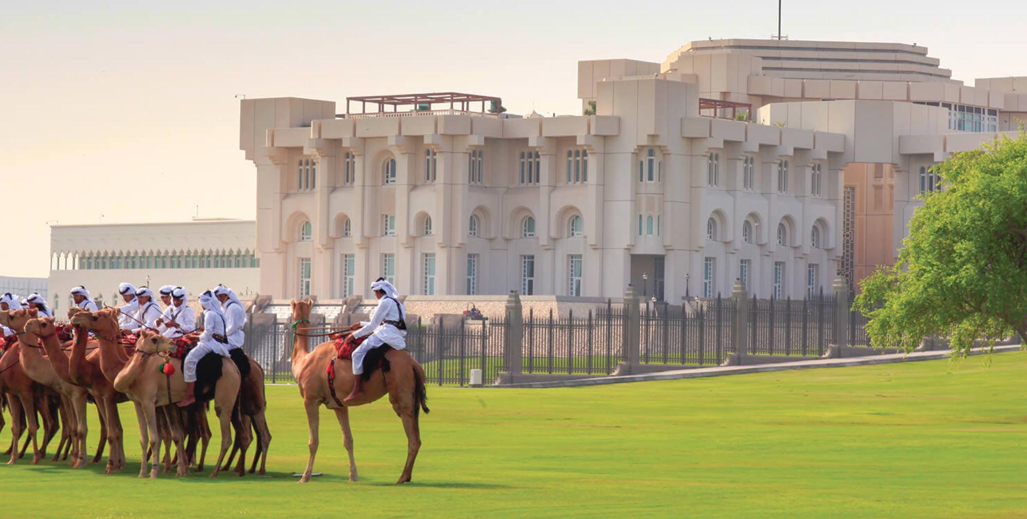 activité sportive au Qatar