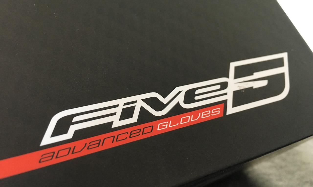 Five5 : gant de moto haut de gamme