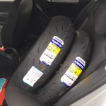 Train de pneu complet Michelin Power RS