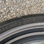 Michelin Power RS sur une moto BMW