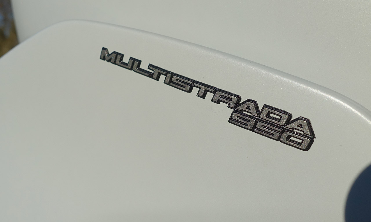 moto multistrada 950 Ducati