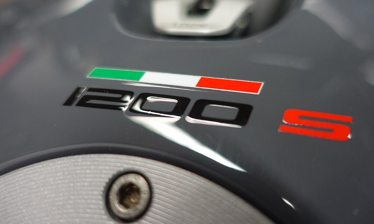 1200S Ducati Monster