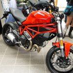 Ducati Monster 2017 permis A2 : 797
