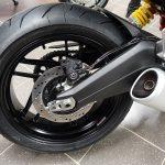 jante arrière monster Ducati 797