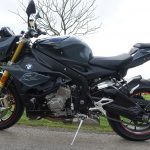 moto BMW S1000R 2017