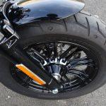 roue avant Harley Davidson