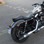 Harley Davidson Forty Eight 2017