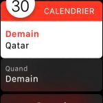 alerte sur apple watch serie 2