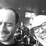 Redman de Motopiste.net avec David Jazt à Paris #MichelinPowerRS