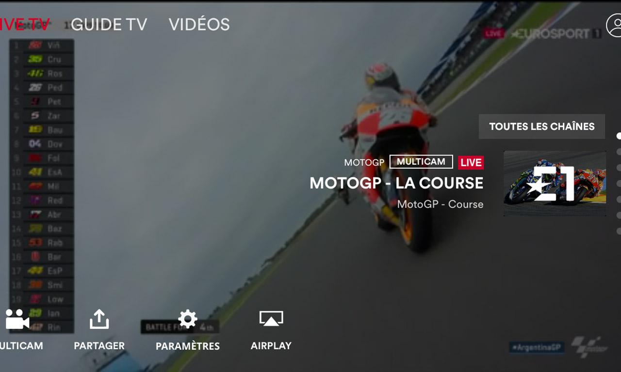 Moto GP Argentine