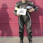 David Jazt au Qatar sur le circuit de Losail