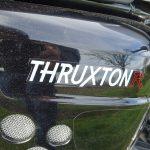logo Thruxton R