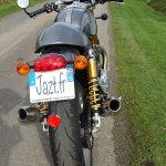 Moto Triumph Thruxton R à Rennes
