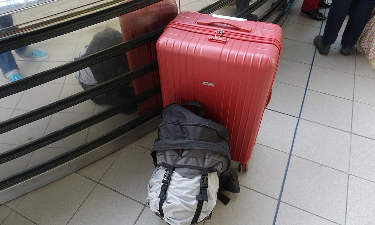 valise pour le Qatar au départ de Rennes